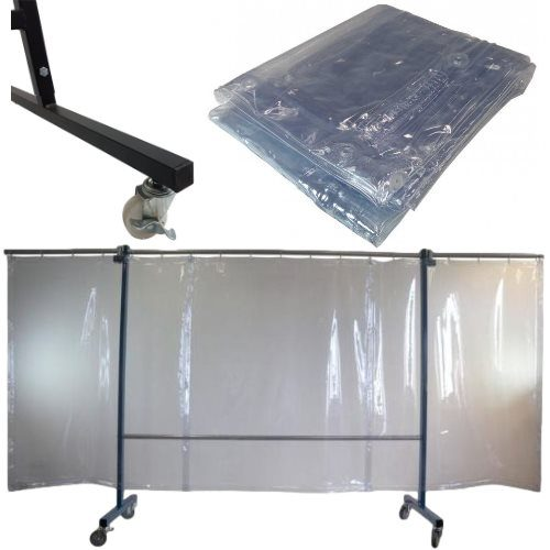 Portable Clear Screens