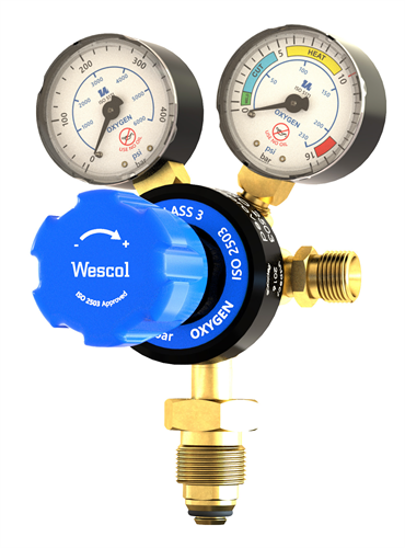 Oxygen Single Stage Gas Regulators