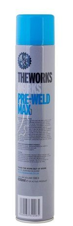 The Works Preweld Max Anti Spatter