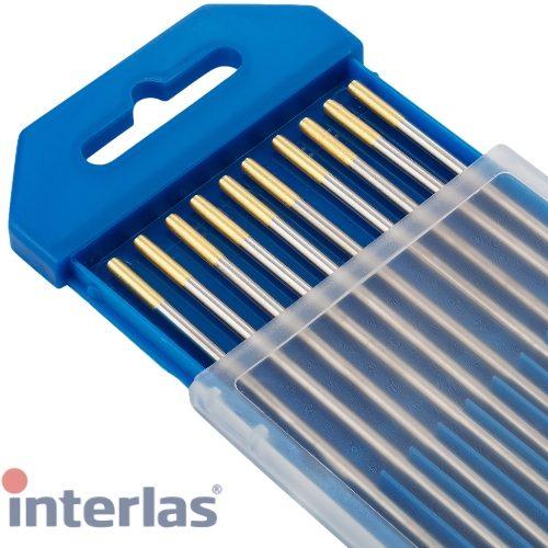 Genuine Interlas Gold Tip (Multi-Start Tungsten Electrodes)