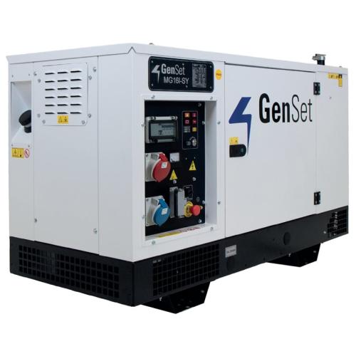 GenSet MG 16 I-SY 16 KVA Diesel Generator