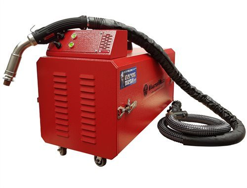 MW400 Fume Extract MIG Torch with MasterWeld MW8002 110V