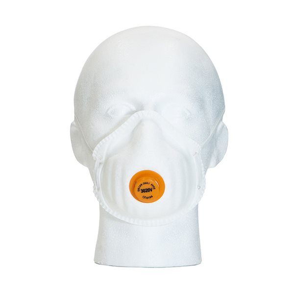 S.1468-BF FFP2 Valved Cup Type Disposable Face Mask