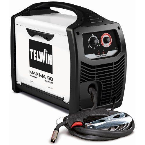 Telwin Maxima 190 Synergic MIG Welder Package 230V