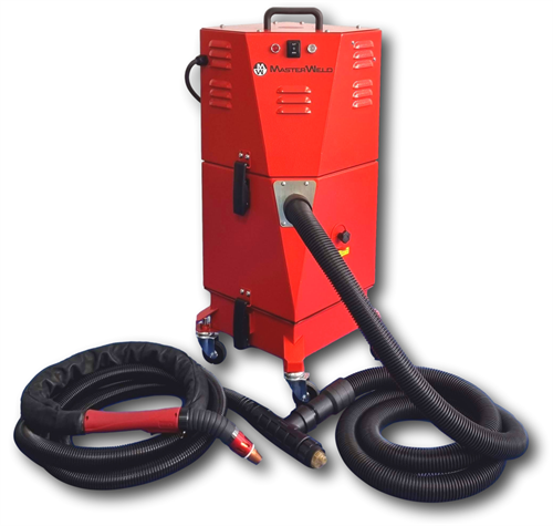 Portable On-Torch Welding Fume Extraction Packages