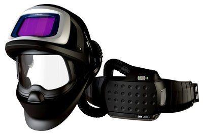 3M Speedglas 9100 FX Air with Filter 9100XXi Adflo Powered Air Respirator Welding Helmet