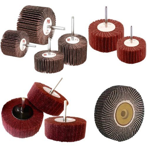 Flap Wheels for all Metal Working Applications