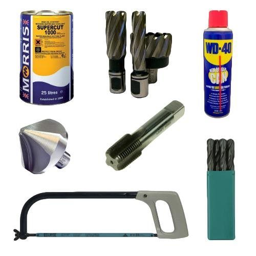 Cutting Tools, Cutting Lubricants, Cutting Oils, Drill Bits, Broaching Cutters, Countersinks