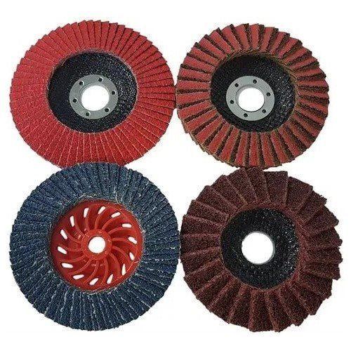 Flap Disc Abrasives