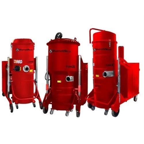 Centralised On-Torch Welding Fume Extraction Systems for Multiple Users