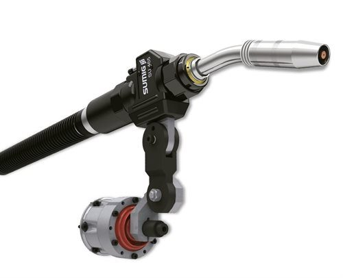 SU465 Robot Welding Torch to fit ABB IRB 4600