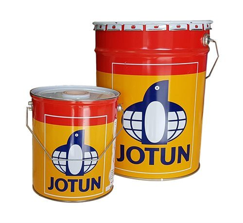 P.1155 Jotun 20ltr + 5ltr paint tin
