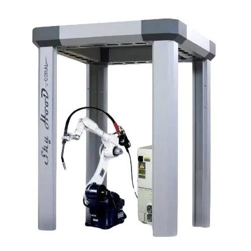 Welding Fume Extraction for Robotic Applications