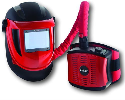 Navitek S13 Air Fed Welding Mask with True Colour
