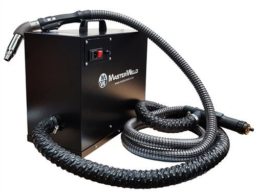 MW8001 Portable Welding Fume Extraction Packages with Binzel Type Fume Torches