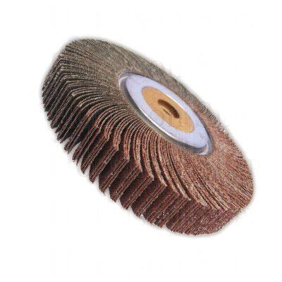 Alflex Flap Wheel with wooden centre