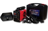 Max Arc 160 MMA Inverter Welder complete kit in carry case