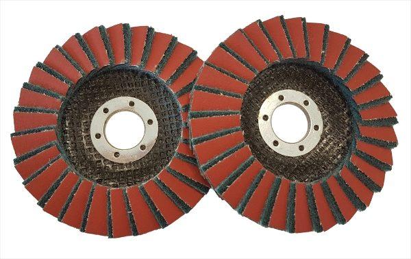 Alflex Hybrid Flap Discs - Very Fine