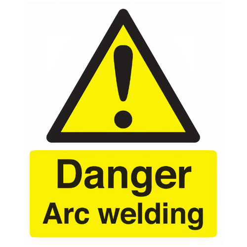 Safety Signs for Welders