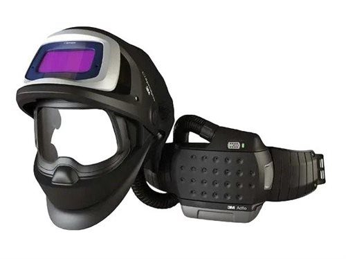 3M Speedglas 9100 with Adflo and Air Feed Welding Helmets