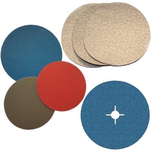 Sanding Discs & Coated Discs for Metal Finishing