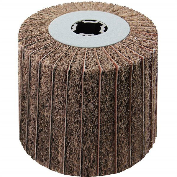 Alflex Interleaved Flap Wheel 100 x 100 for Alflex AF12 Drum Sander