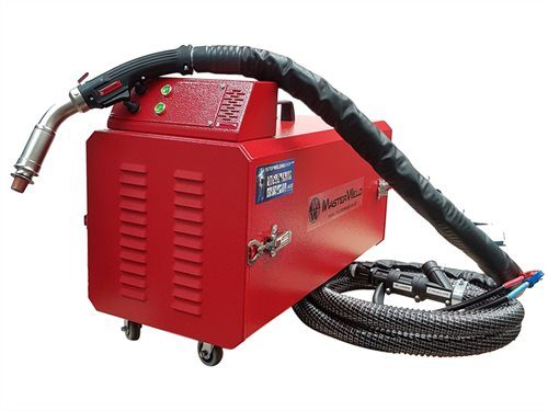 MW500 Fume Extract MIG Torch with MasterWeld MW8002 110V