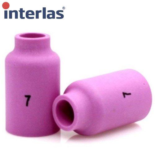 Genuine Interlas® Gas Lens Ceramic Cup No 7