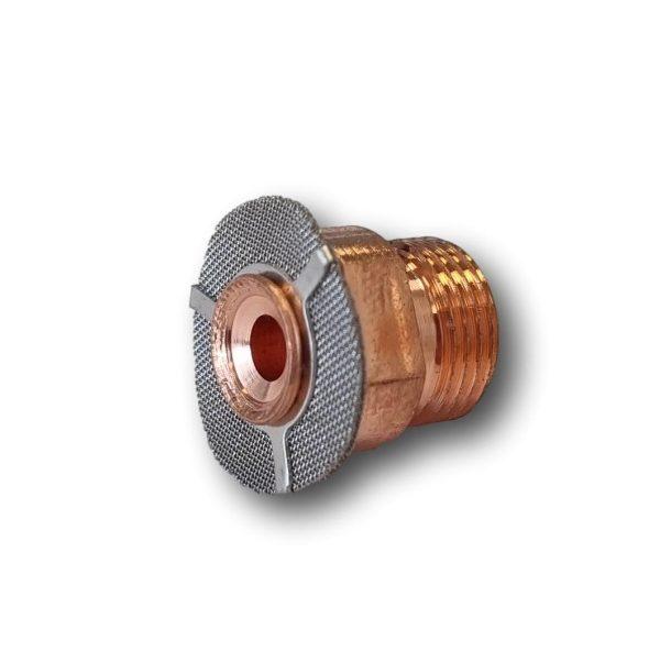 Gas Saver Adaptor 2.4 mm Diameter