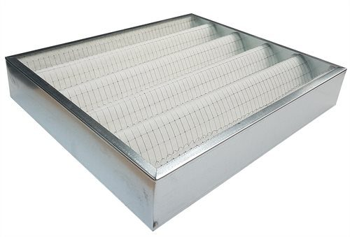 S.1708 M5 Metal  Pleated  Panel  Filter  for MW1900